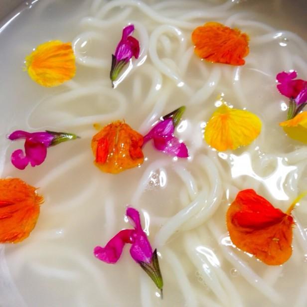 エディブルフラワー(edible flowers)